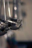 industriellt kök 002 Arkivfoto