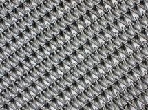 industriellt metalliskt för begreppskonstruktionsraster Royaltyfri Foto