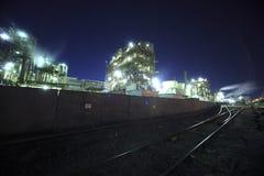 industriellt område Arkivbilder