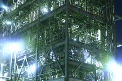 industriellt område Royaltyfri Foto