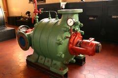 industriellt pumpvatten Royaltyfri Fotografi