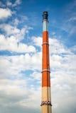 industriellt torn Royaltyfria Bilder