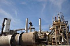 Industriemaschinen stockbild