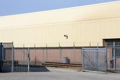 Industriepark Stockfotos