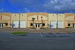 Industrieparkgebäude Stockfoto