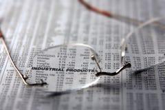 Industrieproducten Royalty-vrije Stock Afbeeldingen