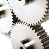Industrieräder Lizenzfreie Stockfotos