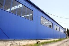 Industries hall Stock Image