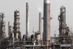 Industriezone Lizenzfreies Stockbild