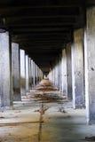 Industriële archeologie Royalty-vrije Stock Afbeelding