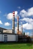 Industriële fabriek Royalty-vrije Stock Foto