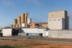 Industriële plaats Narrandera Royalty-vrije Stock Fotografie