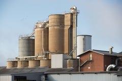 Industriële plaats Narrandera Royalty-vrije Stock Afbeelding