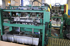 Industriële werktuigmachines. Royalty-vrije Stock Foto's