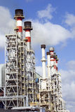 industrirør Arkivbild