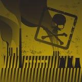 industrismog royaltyfri illustrationer