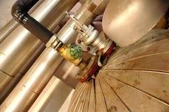 industrisystem Royaltyfria Bilder