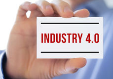 Industry 4.0 Stock Photography