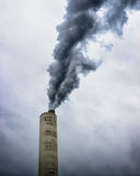 Industry chimney Royalty Free Stock Images
