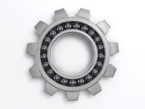 Industry Cog Stock Photography