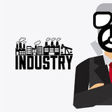 Industry concept Stock Photography