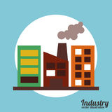 Industry design Royalty Free Stock Images