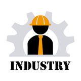 Industry design Stock Image