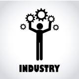 Industry design Stock Photos