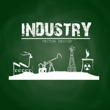 Industry design Royalty Free Stock Photo
