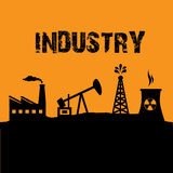 Industry design Royalty Free Stock Image