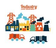 Industry design Stock Photo