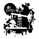 Industry design. Over white background, vector illustration royalty free illustration