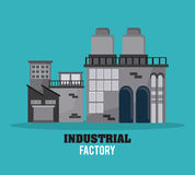 Industry design vector Stock Photos