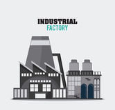 Industry design vector Royalty Free Stock Images