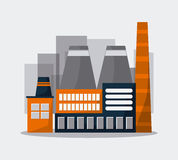 Industry design vector Royalty Free Stock Photo