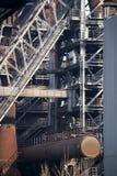 Industry detail. Steel industry detail in germany Royalty Free Stock Photo