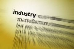 Industry - Industrial Royalty Free Stock Photography