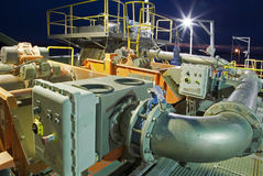 Industry line Stock Photo