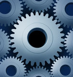 Industry and manufacturing Royalty Free Stock Photo