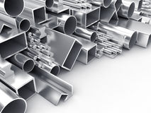 Industry of metallurgy Royalty Free Stock Image