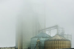 Industry Mill Stock Photography