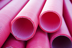 Industry pipes Stock Photo
