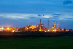 Industry plant Royalty Free Stock Images