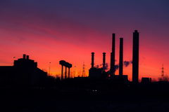 Industry plant Stock Images
