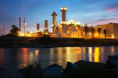 Industry power plant Stock Photos