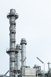 Industry of the refinery Stock Photography