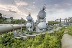 Industry scene Stock Photos