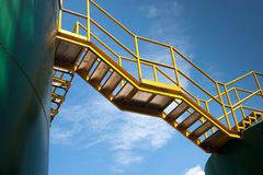 Industry Staircase Royalty Free Stock Images