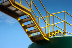 Industry Staircase Stock Image