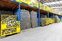 Industry storehouse Stock Photography